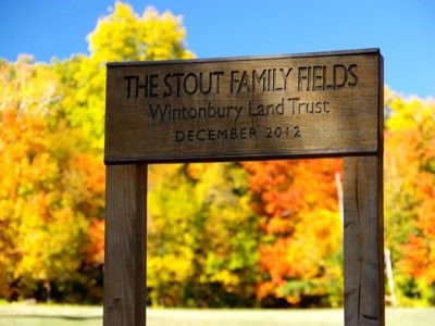 Stout Family Fields