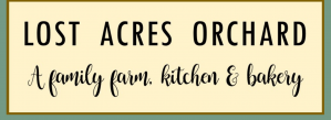Lost Acres Orchard logo